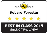 Forester Best in Class!