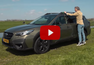 Video review nieuwe Outback