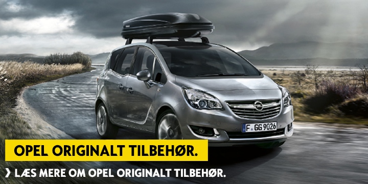 Opel Originalt Tilbehor (HERO Repair)