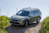 Forester e-BOXER First Edition
